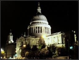 -ST PAUL'S CATHEDRAL-
